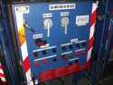 1000 Volt jumbo pump starter switchboards for sale